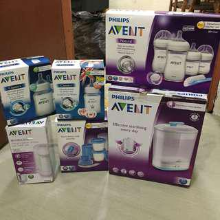 Avent boxes