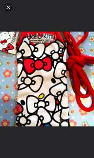 Hello Kitty sling pouch