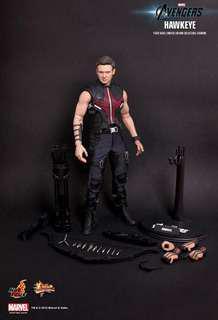 Hot Toys Avengers: Jeremy Renner Hawkeye