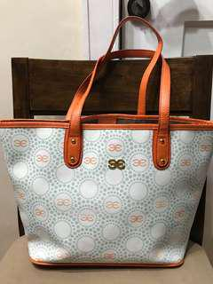 Authentic Esquire Large Caryall tote bag