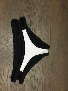 Ripcurl reversible bikini bottom