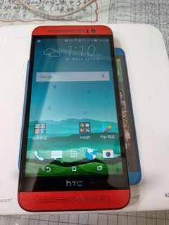 🚚 HTC e8 超便宜好用手機 適合拿來當備用機 而且便宜又好用 電池已經更換過了保證盒子imei與手機一致