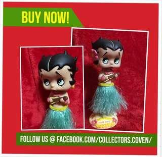 🚚 Betty Boop Hula Boop Wacky Wobble Bobble Head