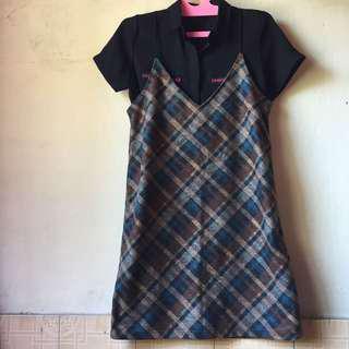 Set. Dress