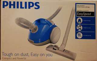 Philip EasySpeed Vacuum Cleaner 1200W