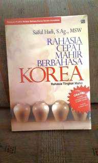 Rahasia Cepat Mahir Berbahasa Korea
