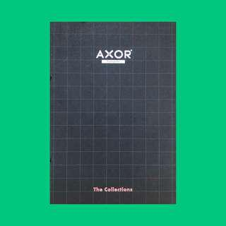 Axor hansgrohe The Collections book