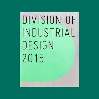 Division of Industrial Design 2015 National University of Singapore