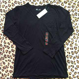 Bench Body Black Long Sleeves - Large