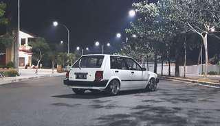 Toyota Starlet XL 1.0 1989