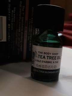 Preloved Tbs/The Body Shop Tea Tree oil
