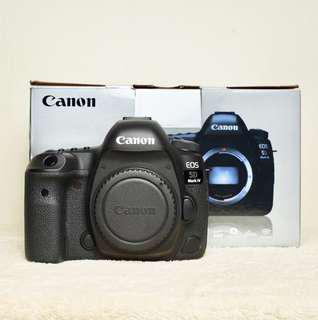 Canon 5D Mark IV Camera Body. 5D IV 5D4 5DIV