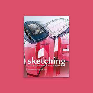 sketching - drawing techniques for product designers (Page One)