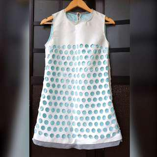 Retro dress for party costume