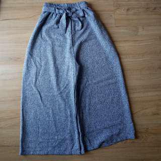 Brand New Grey Culottes