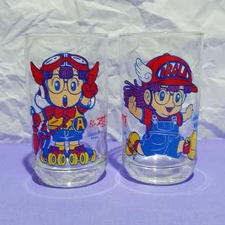 Arale Drinking Glasses