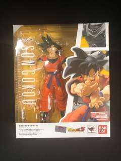 SH Figuarts SHF Dragonball Z DBZ Son Goku