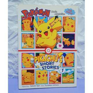 POKEMON Pikachu Manga