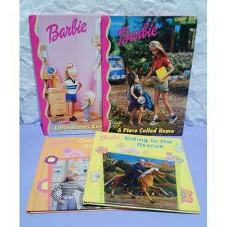 BARBIE Book Lot