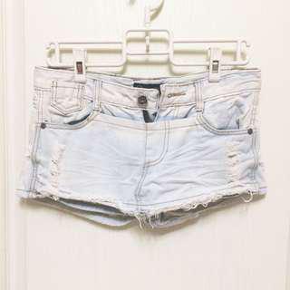 牛仔/單寧短褲裙#九月女裝半價