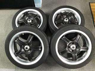 Rim Volk Racing Av Revolution Original
