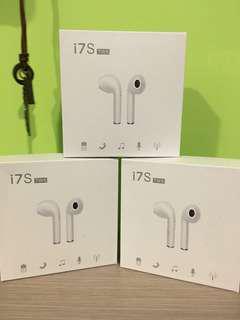 🚚 蘋果藍芽耳機 (i7s)