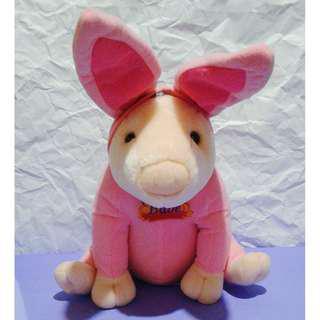 CALTEX Easter Bunny Babe Plush