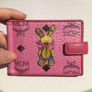 MCM rabbit money clip