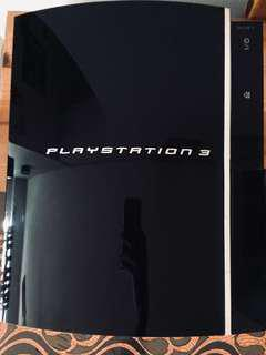 Playstation 3 spoiled unit