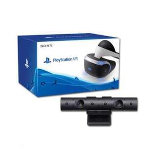 🚚 PlayStation VR With Camera Bundle + 1 FREE Playstation VR Game (Version 2)
