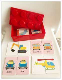 Birthday goodie packs - LEGO Shaped