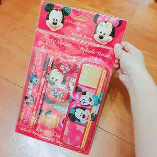 搬屋大清貨🚥 Mickey & Minnie Mouse文具套裝#SELLITNOW #滄海遺珠
