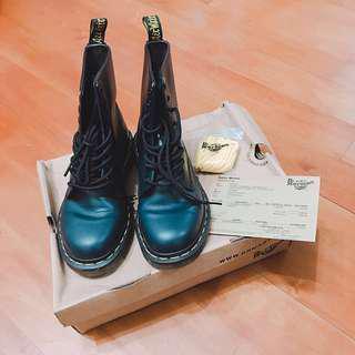 🈹(💯全新) Dr. Martens CLASSICS 1460 Navy Smooth #SELLITNOW #滄海遺珠