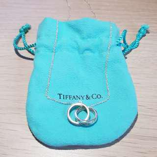 Tiffany & Co Interlocking Circles Pendant