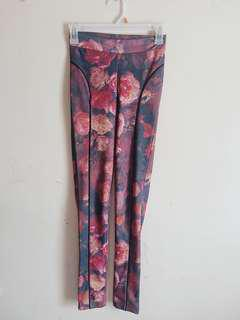 Cotton on floral jeggings