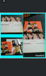 Speed - Music Video VCD ( Japan Girl Group )