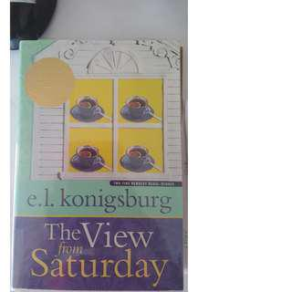 GEP ERP Book - the view from saturday by e. L. Konigsburg