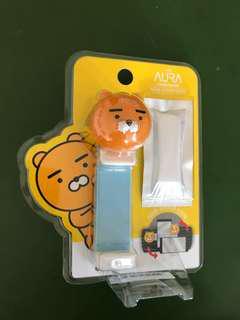 韓國kakao friends 車用電話夾