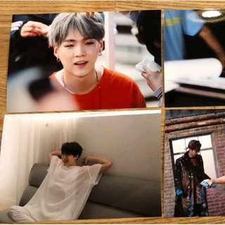 Suga Exhibition live photo