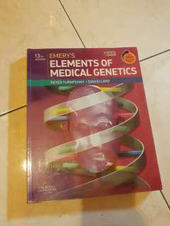 Elements of medical genetics