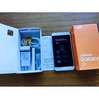 SAMSUNG GALAXY J7 ORIGINAL