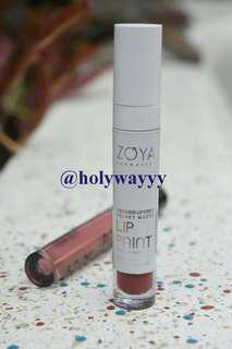 Zoya Lip Paint Deep Claret