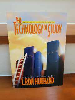 The technology of study Scientology Handbook