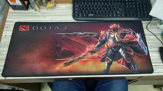 DOTA 2 Large Gaming Mouse and Keyboard Non slip Pad