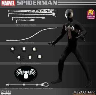 Order Mezco PX Spiderman Spider Man