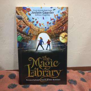 The Magic Library by Jostein Gaardee