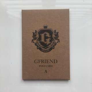 [wts] gfriend season of gfriend postcard set A