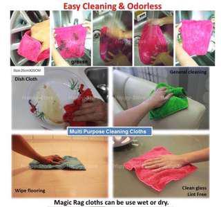 Magic rag