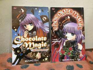 Komik Chocolate Magic by Mizuho Rino