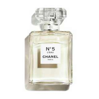 chanel n 5 l eau vaporisateur spray 50ml 100% real and new